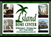 Island Home Center Web Site